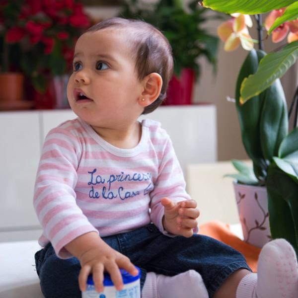 Queralt Itzel - una bebe de sangre catalana y guatemalteca - Fotografía de bebes