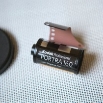 Kodak Portra carete para cámara analógica profesional