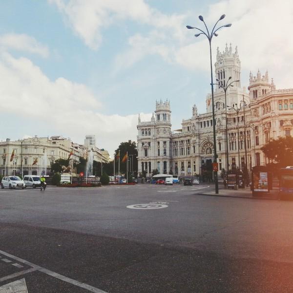 Foto diario: Un día en Madrid