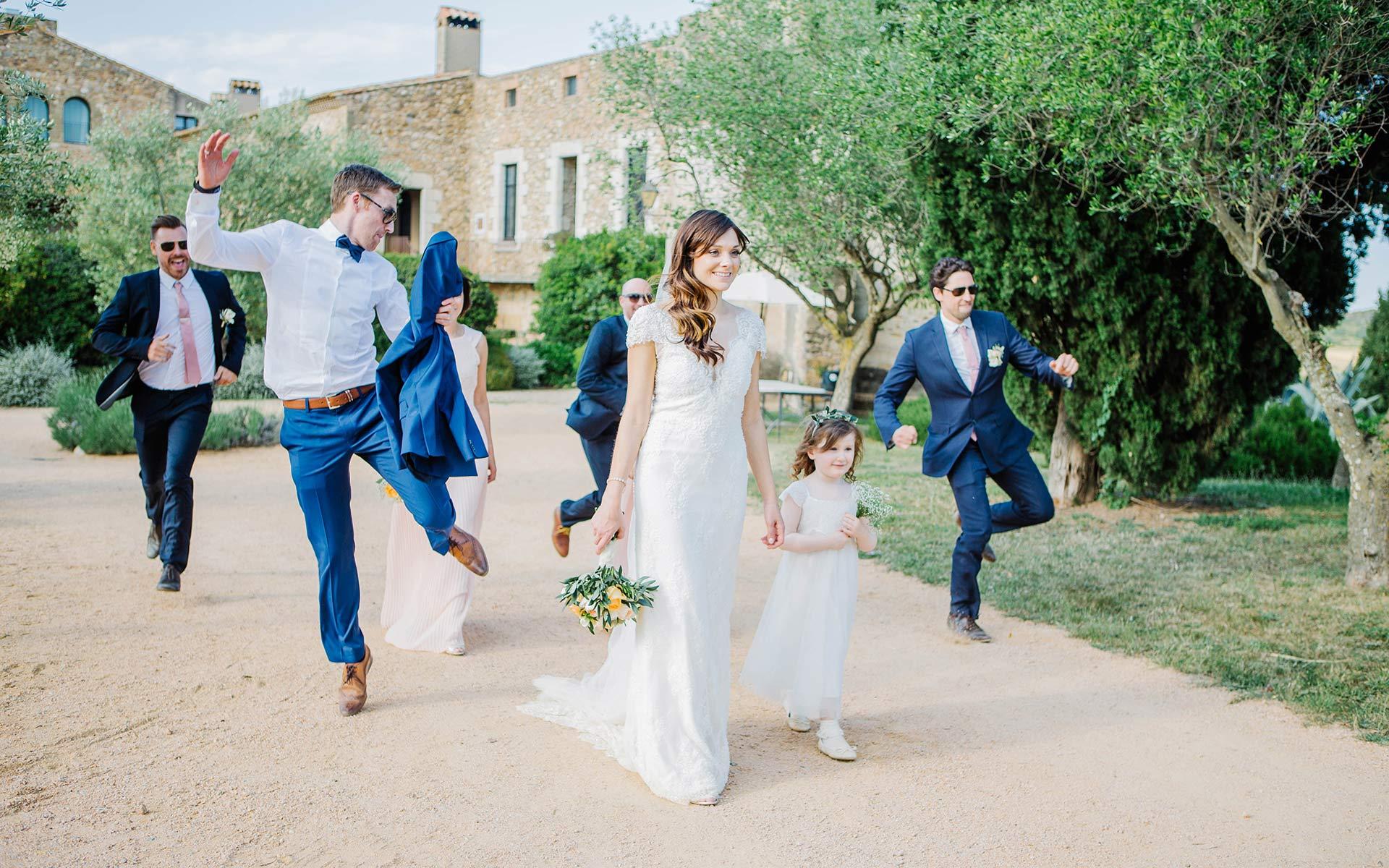 Castell D Emporda Wedding Photography Destination Photographer Spain