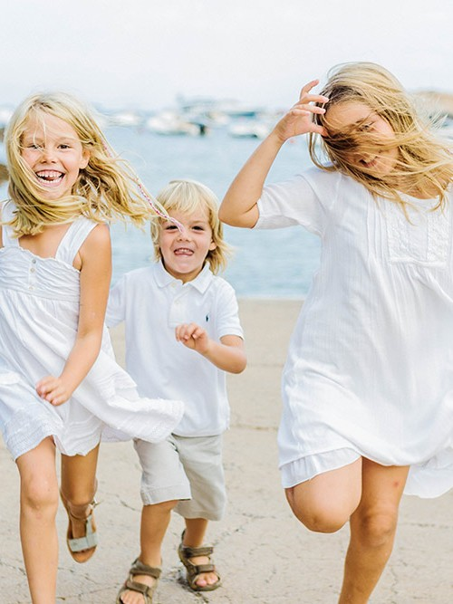 Family Photography on Costa Brava