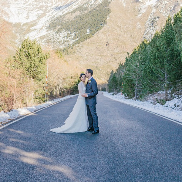 Wedding in Spain| Taüll| Anna and Miguel