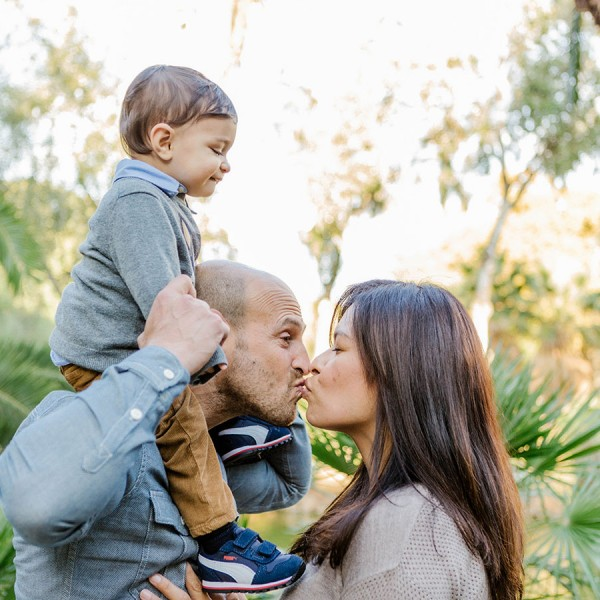 Barcelona Family Photo shoot | Lola, Josh & Max