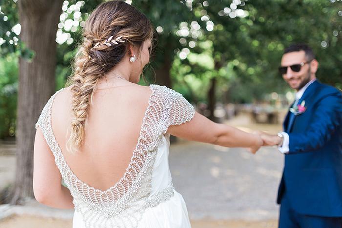 First dance | Wedding at Torre Sever | Destination Wedding Photographer Barcelona