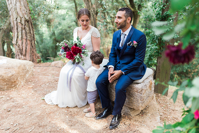 Family | Wedding at Torre Sever | Destination Wedding Photographer Barcelona