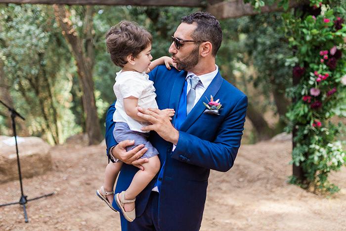 Before the ceremony | Wedding at Torre Sever | Destination Wedding Photographer Barcelona