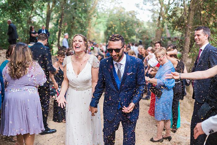 Happiness | Wedding at Torre Sever | Destination Wedding Photographer Barcelona