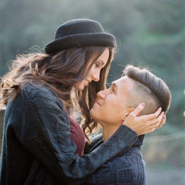 Wedding anniversary photoshoot at Collserola Natural Park