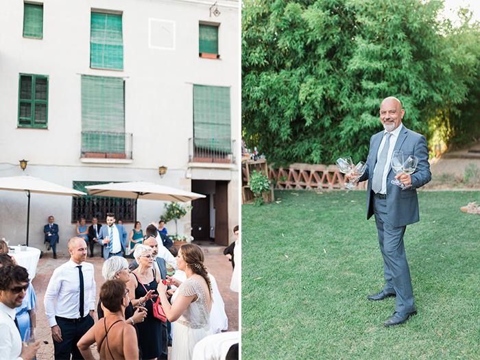 Atmosphere | Wedding at Torre Sever | Destination Wedding Photographer Barcelona