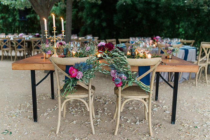 Boho style | Wedding at Torre Sever | Destination Wedding Photographer Barcelona