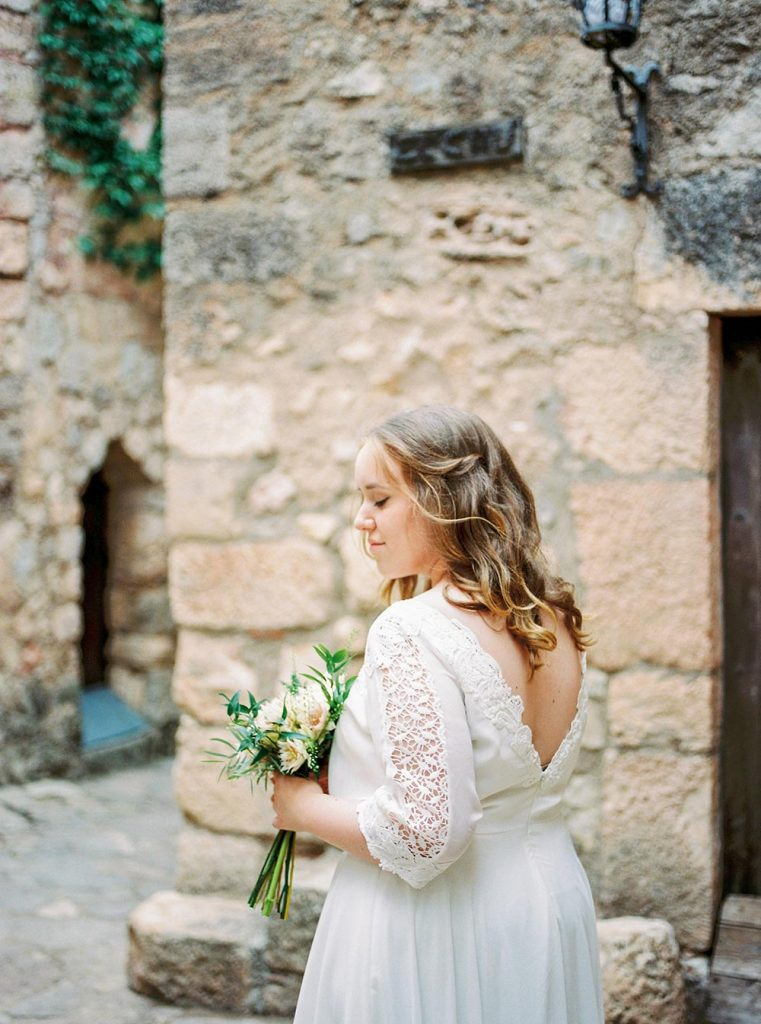 Siurana Catalonia | Elopement Photographer Barcelona | Lena Karelova Wedding and Lifestyle Photographer
