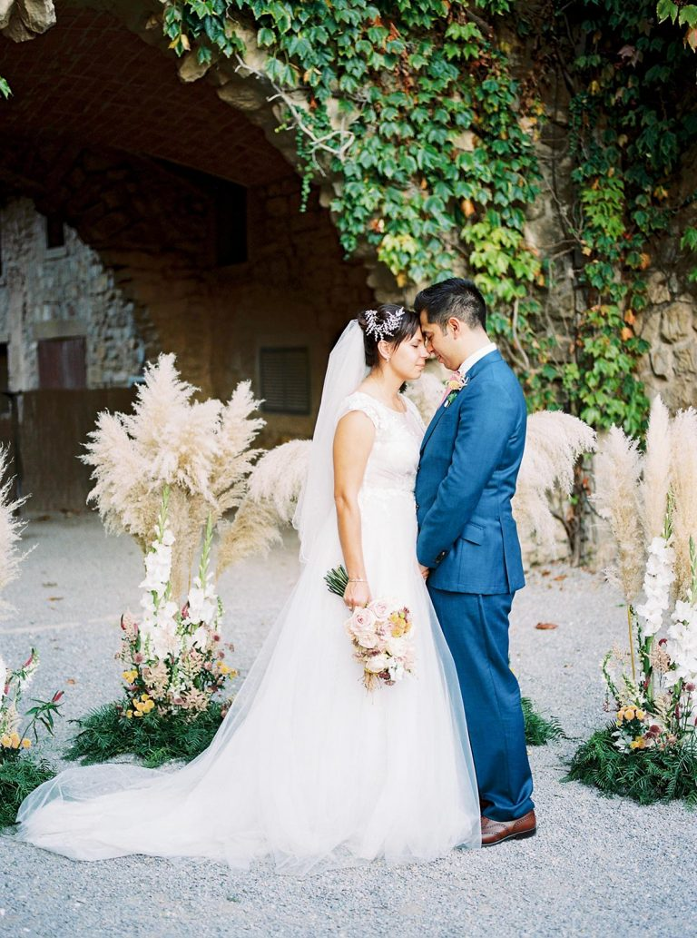 Destinationa Wedding La Baronia | Barcelona Wedding Photographer | Lena Karelova Photography
