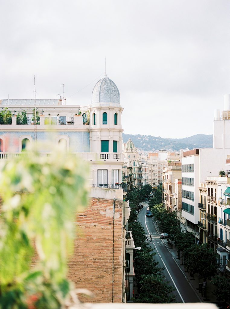 Barcelona Elopement | Destination Film Wedding Photographer Barcelona Spain Europe