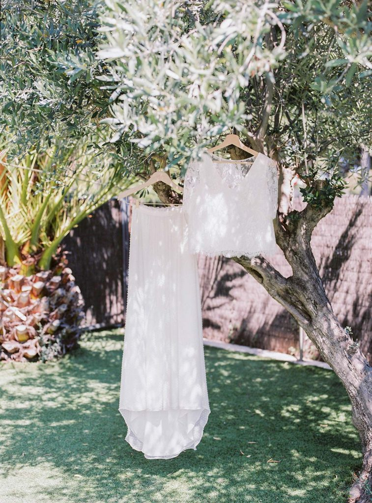 Masia Ribas Intimate Heirloom Wedding | Laure de Sagazan Wedding Gown | Destination Wedding Photographer Barcelona | Lena Karelova Photography