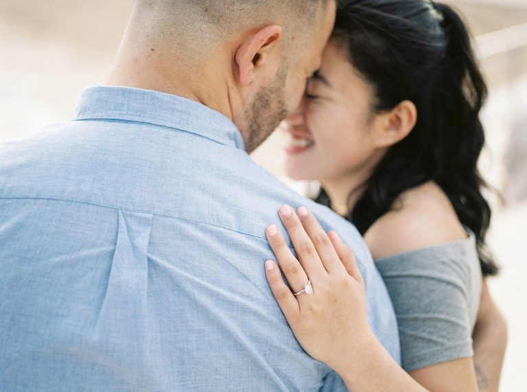 Surprise Marriage Proposal in Sitges | Lena Karelova Photography